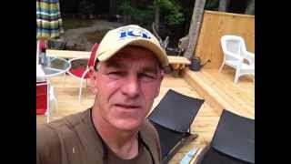 Deck Building / Jimmy Buffet's Back Yard/ Raleigh, Nc Mr. Fix-all / Part 1 Of 2.