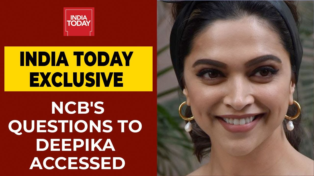 Bollywood Drug Nexus: NCB's Questions To Deepika Padukone Accessed | India Today Exclusive
