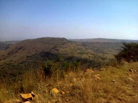 Spionkop Monument - The Road Up 2015