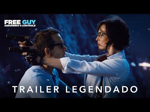 Free Guy: Assumindo o Controle   Trailer 3 Oficial Legendado