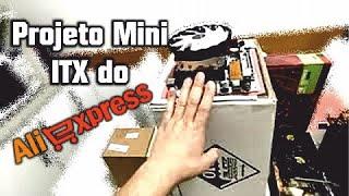 Meu Projeto Mini ITX   Aliexpress + Hackintosh