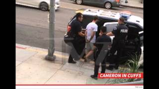 Cameron Dallas got Arrested
