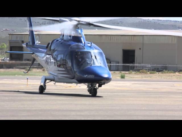 Aircraft @ Elko Regional Airport