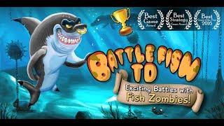 Battlefish TD Official Game Trailer