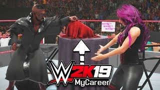 DEBUTING A NEW CHAMPIONSHIP!! | WWE 2K19 My Career Mode Ep #12