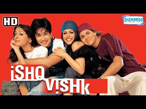 Ishq Vishq (HD) Hindi Full Movie In 15mins - Shahid Kapoor - Amrita Rao - Shenaz Treasurywala