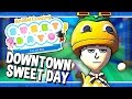 Nintendo Land | Animal Crossing Sweet Day: Downtown Sweet Day - 10 (Wii U + GamePad Walkthrough)