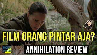 Annihilation Netflix Review Indonesia