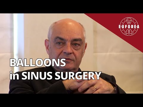 Balloons in sinus surgery in Europe [Rhinology Future Debates 2016]