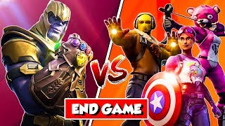 HO UCCISO THANOS! - FORTNITE x AVENGERS