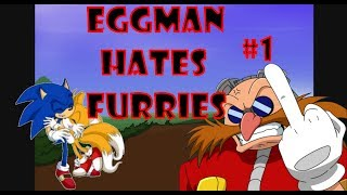 A SONTAILS FANFIC | Eggman Hates Furries | #1 (RIDICULOUS VOICE ACTING)