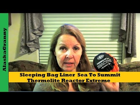 Sleeping Bag Liner Sea To Summit Thermolite Reactor Extreme
