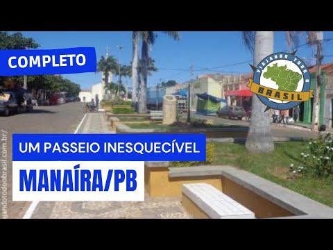 Viajando Todo o Brasil - Manaíra/PB - Especial