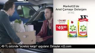Market11 - Ariel Çamaşır Deterjanı