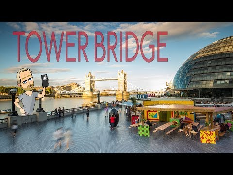Photography of Tower Bridge |  London Photography Vlog