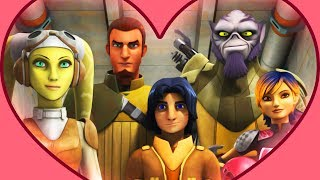 Top Star Wars Rebels Episodes: A Tribute to Rebels