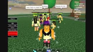 Ivi meets Spyro on Roblox 2013