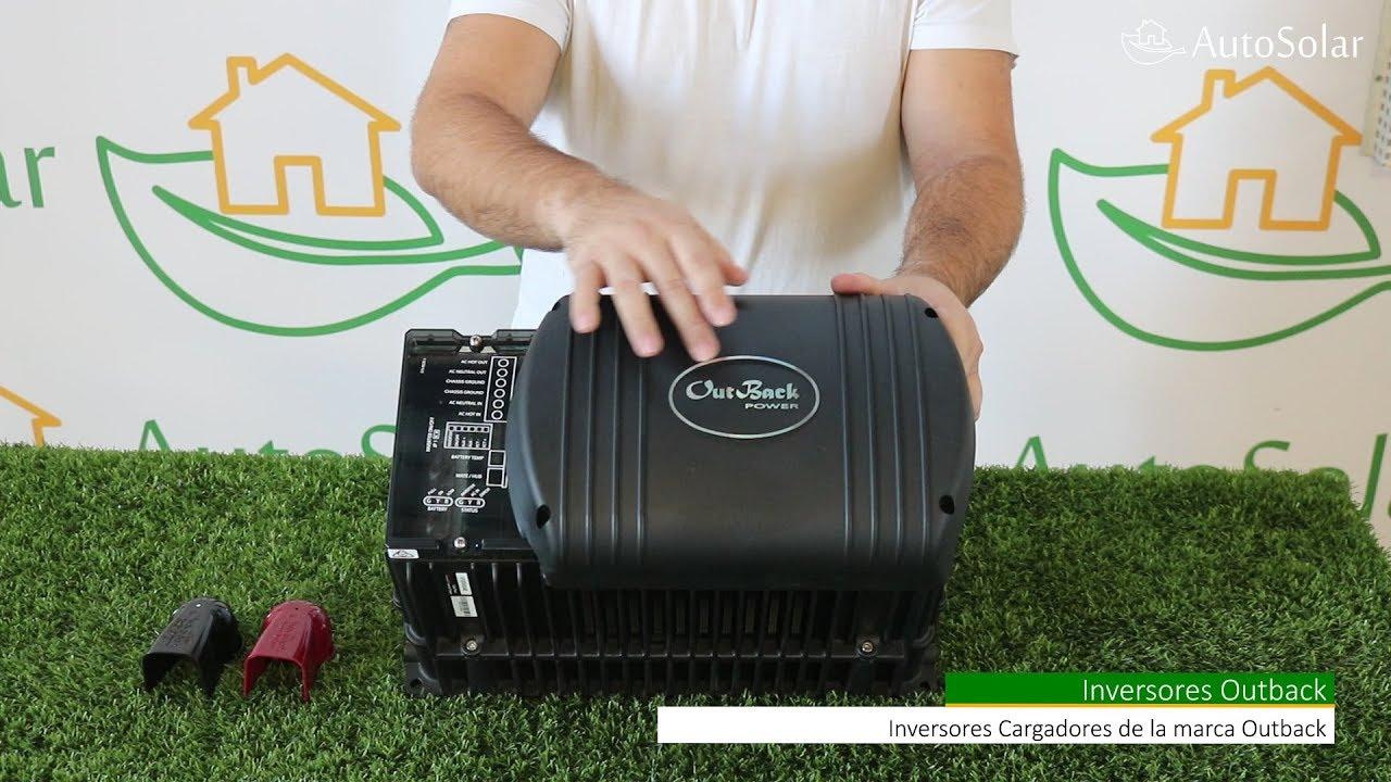 Inversor Outback 3000W 48V VFX3048E