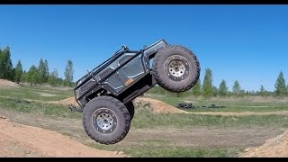 Тест-Драйв Thundertiger K-Rock Mt4-G5 С Модулем Двс