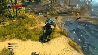 The Witcher 3 Leshen Decoction