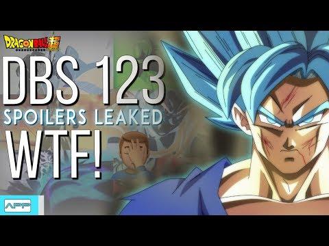 HUGE!! DBS Episode 123 SPOILERS WTF IS GOING ON!?!? Vegeta vs Jiren, Gohan vs ... Goku Does What?