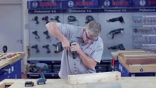 Máy khoan/bắt vít dùng pin Bosch GSR 1800-LI Professional