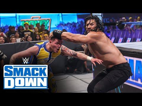 Edge \u0026 The Mysterios Vs. Roman Reigns \u0026 The Usos - Six-Man Tag Team Match: SmackDown, July 16, 2021