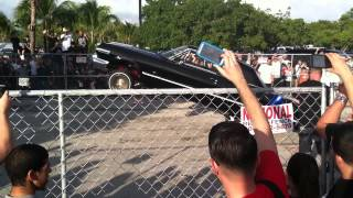 25th St Rhyders/USO Car Club Miami 2015 picnic