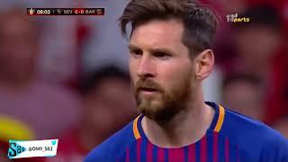 المباراة كـاملة | برشلونة 5 × 0 إشبيلية | نهائي كأس ملك إسبانيا 2018