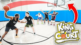 INTENSE King Of The Court ft. RiceGum, Flight, McQueen & Kenny!