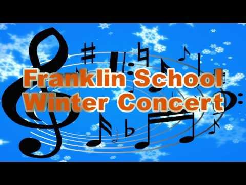 Ben Franklin School Winter Concert (2017)
