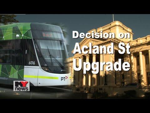 Acland Street Upgrade Decision