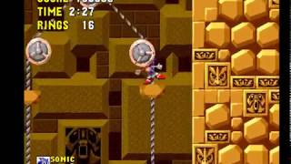 Sonic The Hedgehog Episode 2 I HATE LABYRINTH ZONE