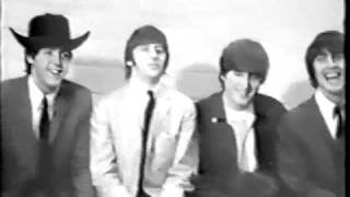 The Beatles - Dallas Interview