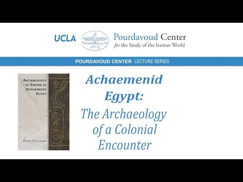 Thumbnail of Achaemenid Egypt: The Archaeology of a Colonial Encounter video