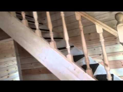 Готовый деревянный сруб. Доставка по всей России. Установка и монтаж.