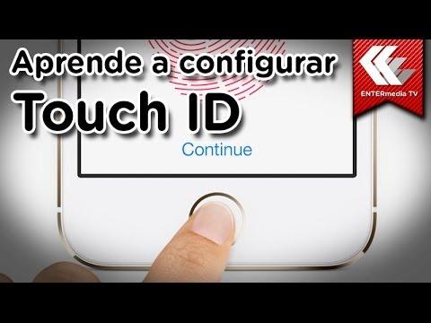 Aprende a configurar el Touch ID de tu iPhone 5s