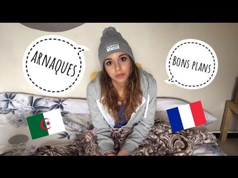 Les bons plans d'Inès pour les étudiants algériens en France