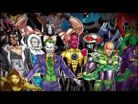 DC Comics: Necessary Evil
