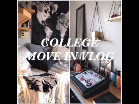 COLLEGE MOVE IN VLOG | University of Illinois at Urbana-Champaign