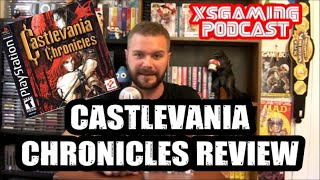 CASTLEVANIA CHRONICLES REVIEW