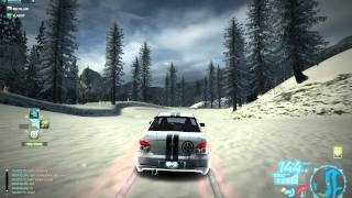 Repeat youtube video Need for Speed World Winter Gameplay
