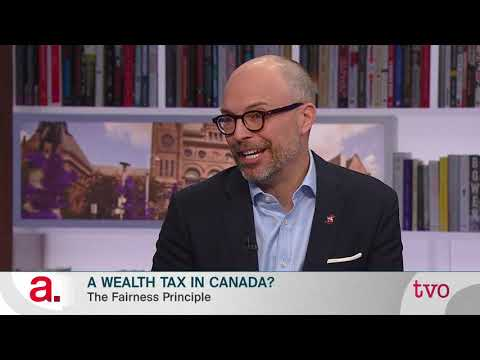 A Wealth Tax in Canada?