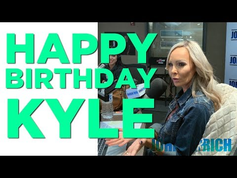 In-Studio Videos - Kyle's BIG Birthday Plans!