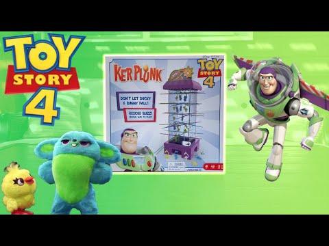 Rescue Buzz Lightyear Challenge Game Kerplunk!