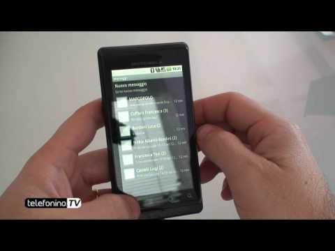 Motorola Milestone videoreview da Telefonino.net