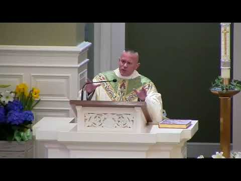 Homily for Easter Sunday ~ Rev...