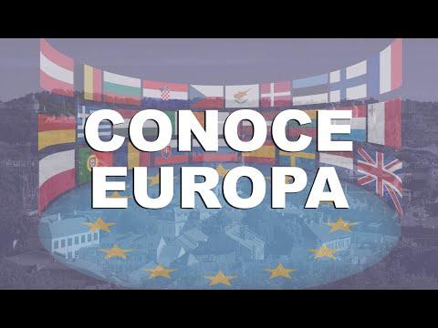 CONOCE EUROPA 01 Lituania, Estonia, Letonia