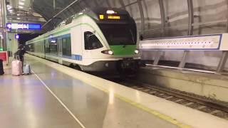 видео маршрутка в финляндию в аэропорт