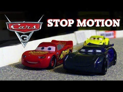 Thumbnail: Cars 3 Stop Motion - Piston Cup Race